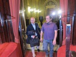Foto: Pere Pujol es remet a la seva declaració judicial i nega irregularitats professionals (EUROPA PRESS)