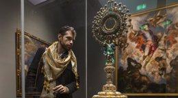 Foto: El Prado recibe en sus salas 'La Lechuga', ejemplo del barroco en Colombia (IGNACIO HERNANDO RODRIGUEZ)