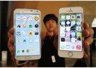 Foto: Apple supera por primera vez a Samsung en venta de 'smartphones'