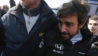 McLaren confirma que Alonso no correrà al GP d'Austràlia