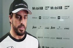 Foto: AMP.- Fórmula 1.- McLaren confirma que Fernando Alonso no correrà el Gran Premi d'Austràlia (EUROPAPRESS)
