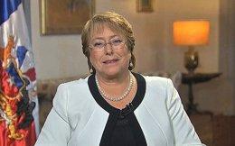 Foto: El escándalo del crédito del hijo de Bachelet le pasa factura (GOBIERNO DE CHILE)