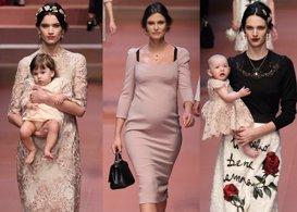 Dolce & Gabbanna y su oda a todas las 'mammas'