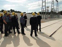 Foto: Endesa forma 1.000 bombers catalans en prevenció de riscos elèctrics en 5 anys (ENDESA)