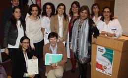 Foto: H. Rafael Méndez de Lorca recibe la acreditación como Centro Comprometido con la Excelencia en Cuidados (CARM)