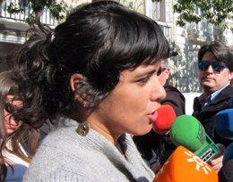 Foto: Podemos presenta este miércoles su programa electoral, el primero para unas elecciones autonómicas (Europa Press/Archivo)