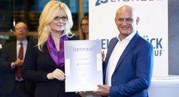 Foto: COMUNICADO: La compañía Lyoness AG recibe el prestigioso certificado de calidad (LYONESS AG)