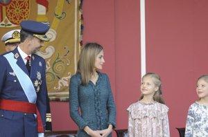 Foto: Todos los detalles de la Comunión de la Princesa Leonor (RICARDO GARCIA)