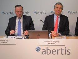 Foto: Abertis cau un 4,86% en Borsa després de tornar a cotitzar un cop CVC va vendre un 7,5% del seu capital (EUROPA PRESS)
