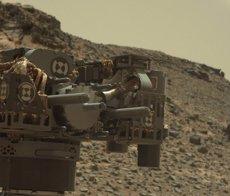 Foto: La NASA investiga un curtcircuit al rover Curiosity (NASA/JPL)