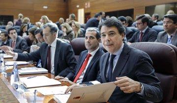 Foto: El TSJM inicia los trámites de la denuncia de Villarejo contra Ignacio González (COMUNIDAD DE MADRID)