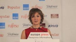 """Foto: (Ampl.) García Tejerina, preocupada por que la multa de la CNMC afecte """"severamente"""" al sector ganadero (EUROPA PRESS)"""