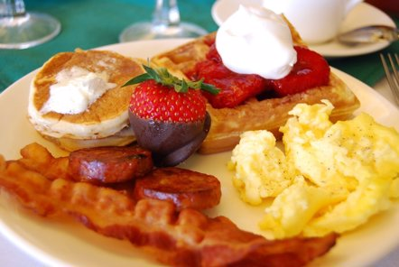 Foto: Desayunar mucho y cenar poco, beneficioso para controlar la diabetes (FLICKR/JANINE)