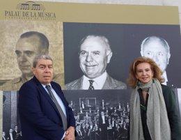 Foto: El Palau de la Música recupera al maestro Iturbi (EUROPA PRESS)