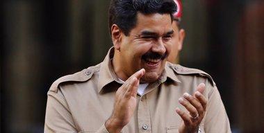 Foto: Nicolas Maduro, un gran fan 'Aquí no hay quien viva' (REUTERS)