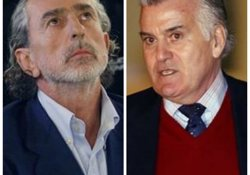 Foto: L'Audiència Nacional jutjarà Bárcenas i Correa perquè hi ha