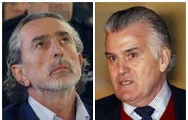 """Foto: L'Audiència Nacional jutjarà Bárcenas i Correa perquè hi ha """"nítids"""" indicis de delicte (EUROPA PRESS)"""