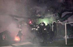 Foto: Futbol.- El Govern grec decideix reprendre la lliga grega programant tota la jornada a porta tancada (TWITTER @OLYMPIACOS_ORG)