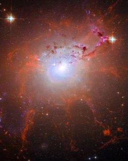 Foto: ¿Por qué el Universo no es tan brillante como debería ser? (MIT)