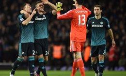 Foto: El Chelsea gana con lo justo y el City despierta gracias a Silva (ACTION IMAGES / REUTERS)