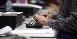Foto: El CGPJ aprueba hoy su dictamen sobre las leyes de Administración sin papel (EUROPA PRESS)