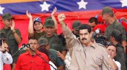 """Foto: Maduro: """"Llueva, truene o relampagueé habrá elecciones parlamentarias en 2015"""" (ARCHIVO)"""
