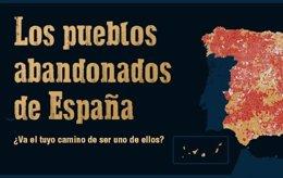Foto: Los pueblos abandonados de España, ¿Va el tuyo camino de ser uno de ellos? (EUROPA PRESS)