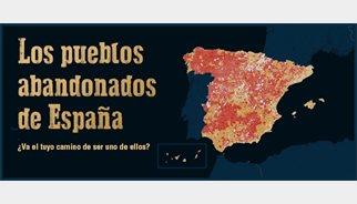 Los pueblos abandonados de España, ¿Va el tuyo camino de ser uno de ellos?