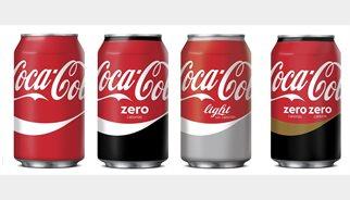 Coca-Cola llança l'estratègia de 'marca única' i tenyeix de vermell tots els seus envasos