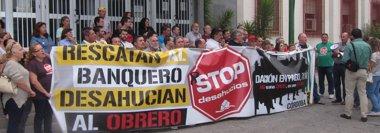 Foto: Andalucía lidera las ejecuciones hipotecarias sobre vivienda habitual (EUROPA PRESS)