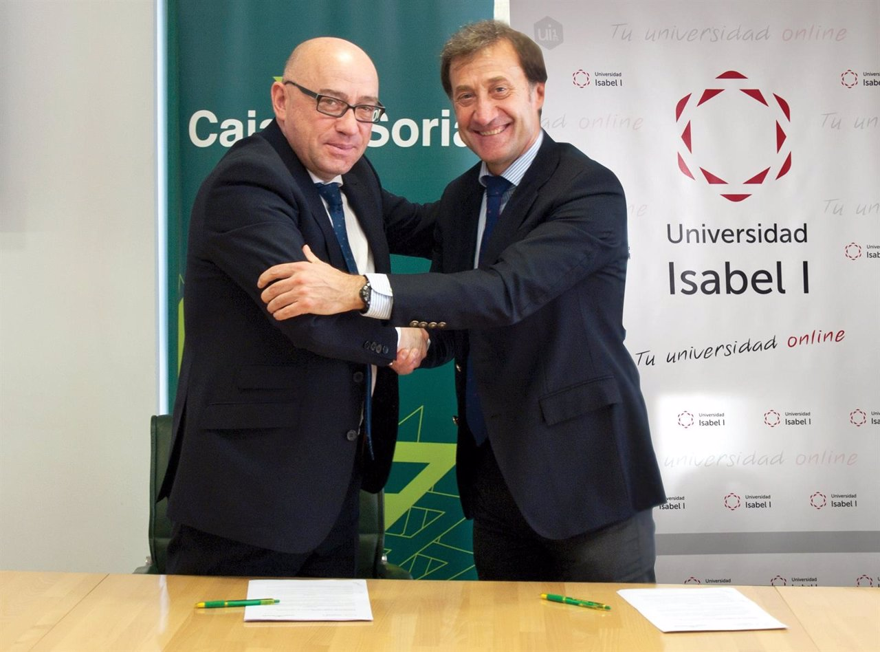Comunicado la universidad isabel i y caja rural de soria for Caja rural de soria oficinas