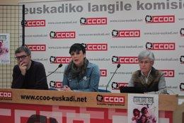 """Foto: CCOO lamenta que las elecciones dejen una """"foto fija"""" (EUROPA PRESS)"""