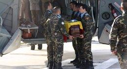 Foto: España espera informe de Israel antes de responder a la muerte del cabo Soria (MINISTERIO DE DEFENSA DE ESPAÑA)