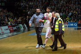 Foto: La ACB suspende a Todorovic y Shengelia (ACB PHOTO)