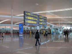 Foto: L'Aeroport de Barcelona ha operat 381 vols privats durant el MWC (EUROPA PRESS)