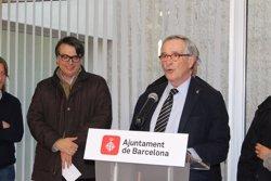 Foto: Trias creu que l'oposició vol desgastar-lo amb el ple sobre deute del Govern (EUROPA PRESS)