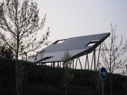 Foto: La Unió Espanyola Fotovoltaica culpa l'Estat del retrocés del sector (EUROPA PRESS)
