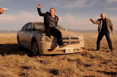 Foto: Maratón de la última temporada de Breaking Bad en AMC (AMC)