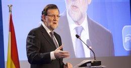 """Foto: Rajoy llama a """"combatir"""" los populismos porque """"ni son nuevos ni son buenos"""" (EUROPA PRESS)"""