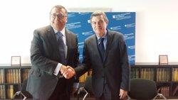 Foto: Fundació Damm i el Col·legi d'Economistes col·laboraran en conferències sobre esport (COLEGIO DE ECONOMISTAS)