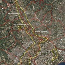 Foto: El Govern valora favorablement l'ajust dels límits del parc agrari del Baix Llobregat (GENCAT)