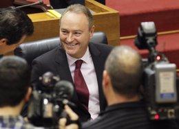Foto: Cospedal confirma a Alberto Fabra que será candidato del PP a la Generalitat (GVA)