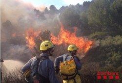 Foto: El Parlament demana estudiar que els bombers voluntaris siguin agents de l'autoritat (BOMBERS)