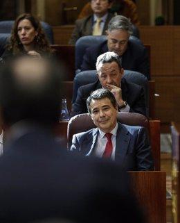 """Foto: Ignacio González no ve a Rajoy detrás de la """"campaña difamatoria"""" contra él (COMUNIDAD DE MADRID)"""