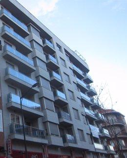 Foto: La venta de vivienda sube un 26,6% (EUROPA PRESS)