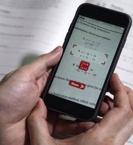 Foto: Las mejores aplicaciones para estudiantes (ANTONIO BRONIC / REUTERS)