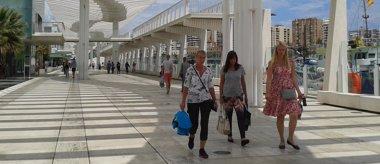Foto: El mercado alemán volverá a aumentar este año un 15% en Málaga capital (EUROPA PRESS)