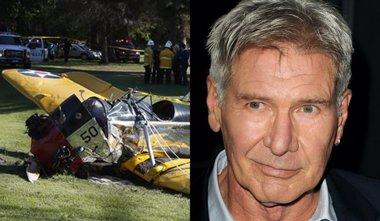 Foto: La avioneta de Harrison Ford se construyó el mismo año en que nació el actor (REUTERS/GETTY)
