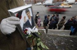 Foto: Ordenen donar protecció a la parella de Nemtsov després de rebre amenaces (MAXIM SHEMETOV / REUTERS)