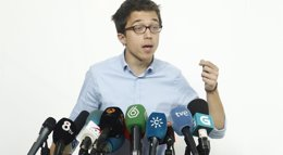 Foto: La Universidad de Málaga propone la inhabilitación de Errejón (EUROPA PRESS)